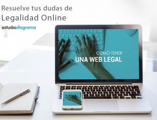 Cómo tener una web legal
