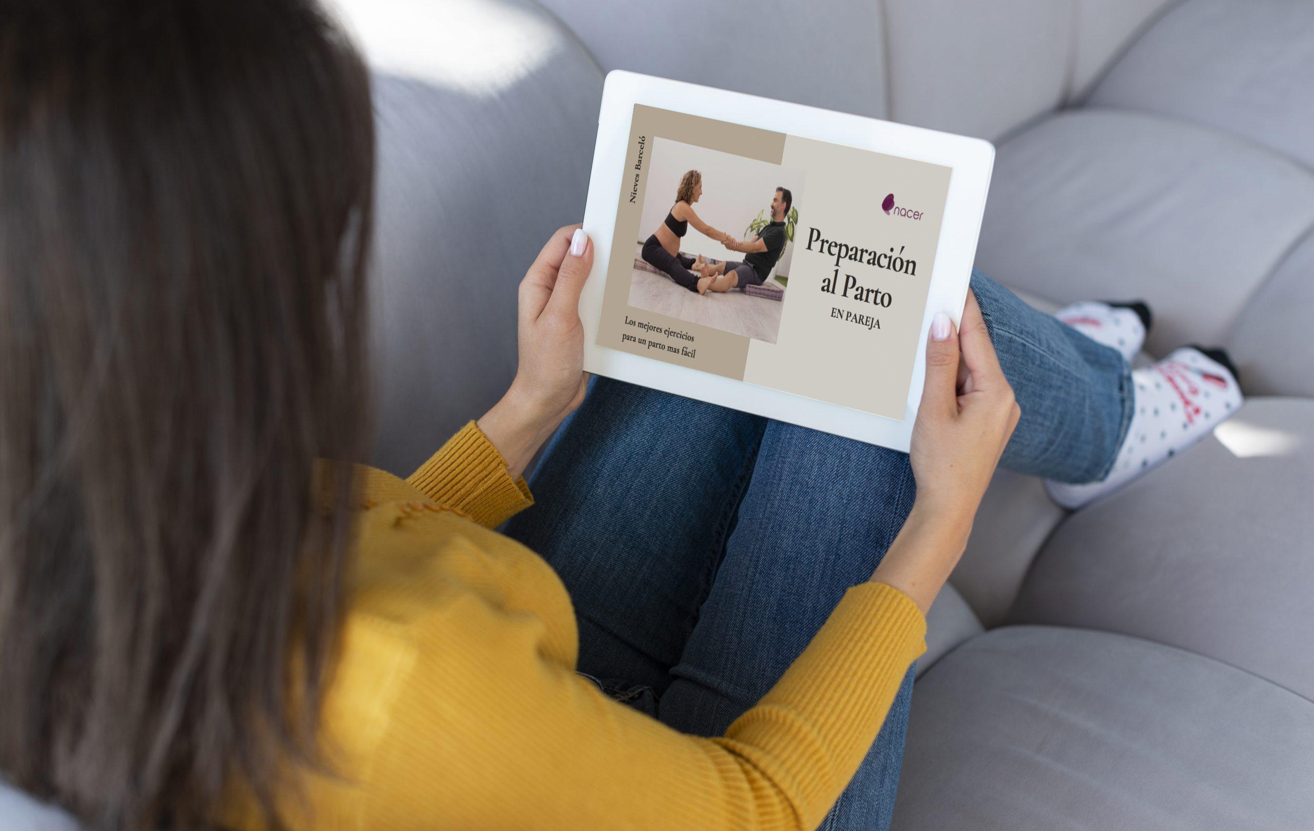 Diseño de ebook bienestar