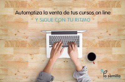 automatizar la venta de cursos online