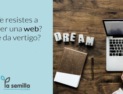 [Vídeo] ¿Necesito una web? ¿Cómo se hace?